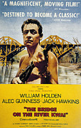 1957 Movies Framed Prints - The Bridge On The River Kwai, William Framed Print by Everett