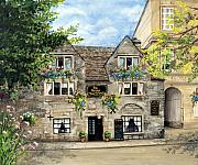Tea Originals - The Bridge Tea Rooms by Mary Palmer