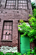 Abandoned Buildings Photo Prints - The Broken 2 Print by Emily Stauring