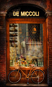 Sienna Italy Prints - The Butcher Shop Print by Heather Kallhoff