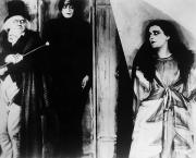Costume Metal Prints - The Cabinet Of Dr.caligari Metal Print by Granger