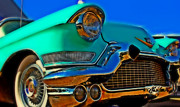 Paint Photograph Prints - The Cadillac 3 Print by Perry Webster