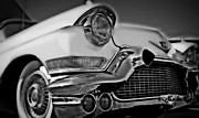 Paint Photograph Prints - The Cadillac 4 Print by Perry Webster