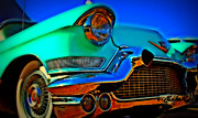 Paint Photograph Prints - The Cadillac 5 Print by Perry Webster