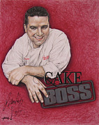 Cake Originals - The Cake Boss by Angela Hannah