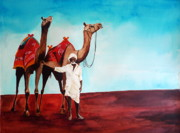 Shagufta Mehdi - The Camel Man