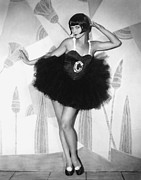 Crinoline Framed Prints - The Canary Murder Case, Louise Brooks Framed Print by Everett