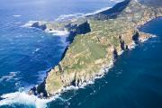 South Africa Prints - The Cape Of Good Hope With The Atlantic Print by Michael Fay