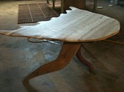 Coffee Table Sculptures - the Cape Table by John Hopson
