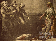 Abolition Movement Metal Prints - The Capture Of Margaret Garner Metal Print by Photo Researchers