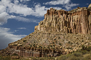 Capital Reef - The Castle by Timothy Johnson