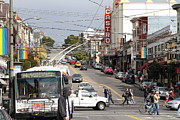Transgender Art - The Castro District in San Francisco . 7D7573 by Wingsdomain Art and Photography