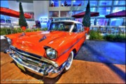Thunderbird Originals - The Catalina on SoBe by  Samdobrow  Photography