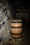 Wine Cellar Photos - The Cellar  by Swift Family