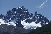 Scenes And Views Photos - The Cerro Castillo Mountains by Gordon Wiltsie