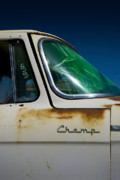 Antique Automobiles Photos - The Champ by Wayne Stadler