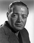 1946 Movies Metal Prints - The Chase, Peter Lorre, 1946 Metal Print by Everett