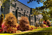 Building Originals - The Chem Building At Ubc by Lawrence Christopher