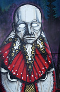 Mural Photos - The Chief by Bob Christopher