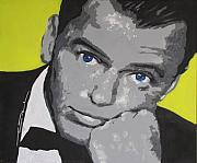 Frank Sinatra Metal Prints - The Chrysalid  Metal Print by Eric Dee