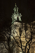 Krakow Originals - The Church of St Anne Krakow Cracow Poland by Magdalena Warmuz-Dent