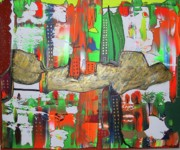 Colourfull Originals - The City by Malana Artist