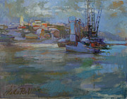 Vadim Makarov - The city on the Volga...