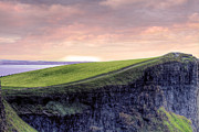 Moher Prints - The Clifffs of Moher Print by Mark Richards