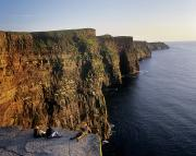 Seasides Prints - The Cliffs Of Moher, County Clare Print by The Irish Image Collection