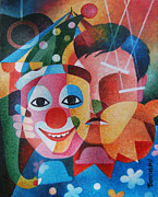 Thomas Ouseph - The Clown