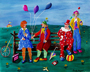 Sandy Wager - The Clowns