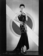 Spaghetti Strap Dress Prints - The Cocoanuts, Kay Francis, 1929 Print by Everett