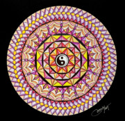 Mandalas Pastels - The Color of Hapiness by Marcia Lupo