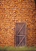 Corn Crib Photo Posters - The Corn Crib Poster by Garry McMichael