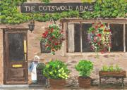 Pub Originals - The Cotswold Arms by Keith Wilkie