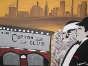 Cotton Club Prints - The Cotton Club Print by Sherry Haney