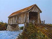 Norman F Jackson - The Covered Bridge