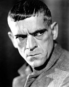 1931 Movies Framed Prints - The Criminal Code, Boris Karloff, 1931 Framed Print by Everett