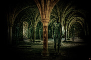 Males Digital Art - The Crypt by Chris Lord