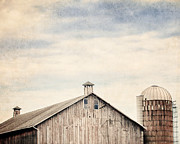 Country Chic Posters - The Cupolas Poster by Lisa Russo