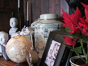Globe Ceramics - The Curio Shop by John Muir