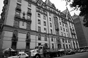 Central Park West Photos - The Dakota by David Bearden