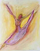 Ballet Originals - The Dancer by Kristye Addison Dudley