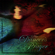 Lyrical Mixed Media - The Dancers Prayer by Shevon Johnson