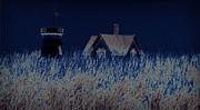 Cape Cod Lighthouses Posters - The Darkness Before the Dawn Poster by Luke Moore