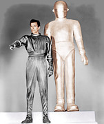 Incol Prints - The Day The Earth Stood Still, Michael Print by Everett