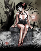 Bikini Art - The Deaths of Pete Tapang by Pete Tapang