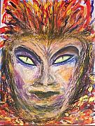 Spiritual  - The Demon of a Painter by Mary Sedici