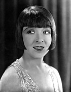 1920s Hairstyles Prints - The Desert Flower, Colleen Moore, 1925 Print by Everett