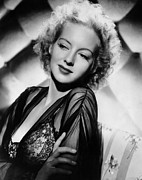 1943 Movies Photos - The Desperadoes, Evelyn Keyes, 1943 by Everett